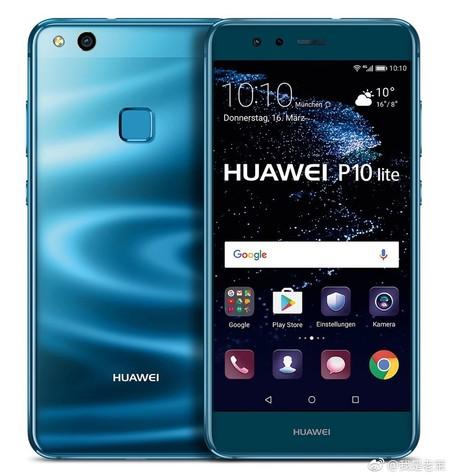 Huawei P10 Lite-whatsapp