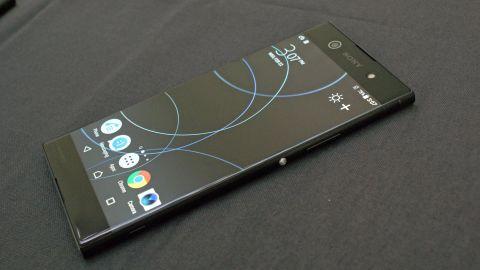 Sony Xperia XA1 Ultra-whatsapp