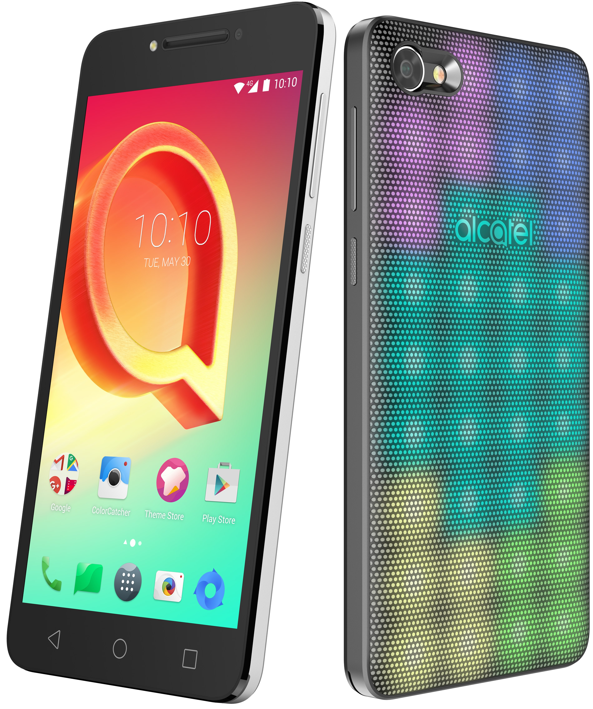 Alcatel A5 LED-whatsapp