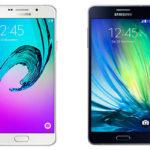 Samsung galaxy A7-whatsapp
