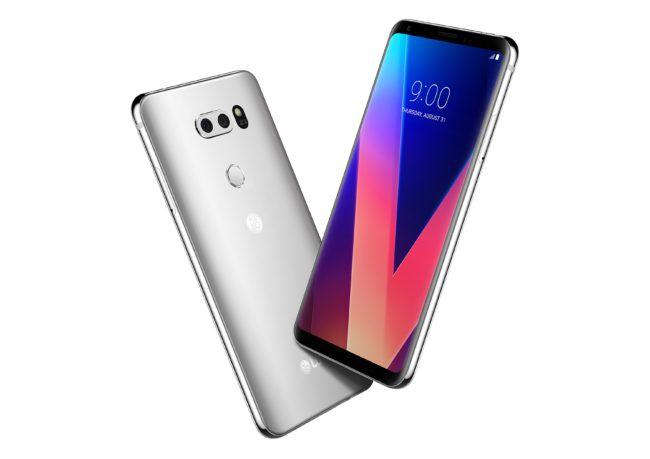 LG V30-whatsapp