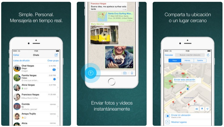 Descargar WhatsApp para iPhone