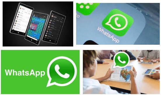 características de WhatsApp para iPad