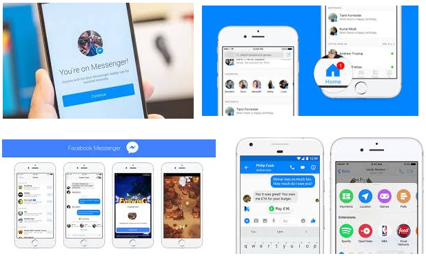 Descargar Facebook Messenger para iPhone