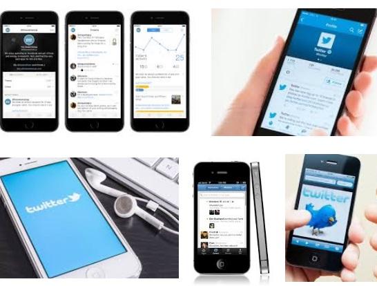 características de Twitter para iPhone