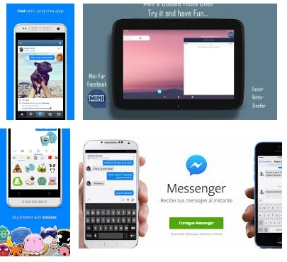 descargar Facebook Messenger para tablet Android