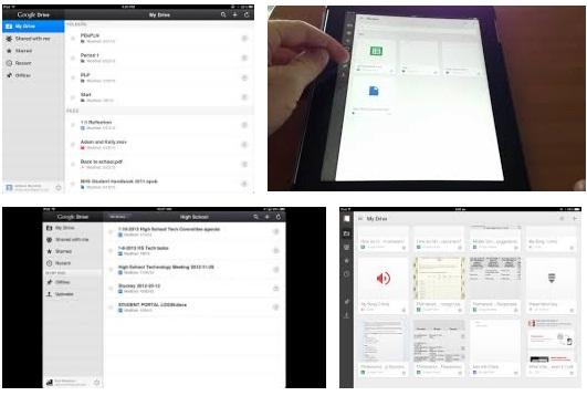 descargar Google Drive para iPad