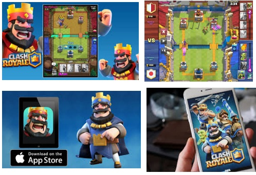 descargar Clash Royale para iPad