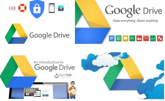 descargar google Drive para tablet Android