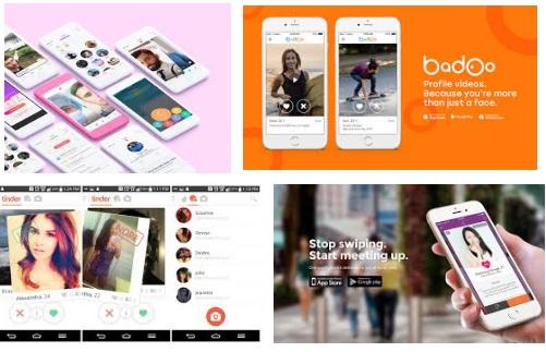 características de Badoo para iPhone