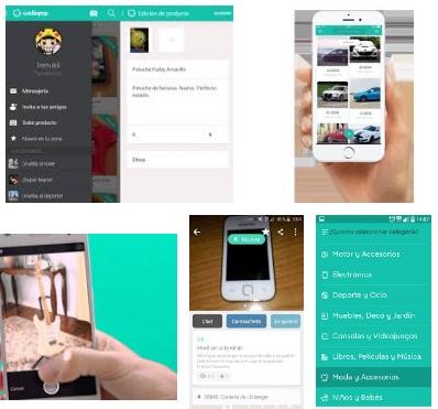 características de Wallapop para Android