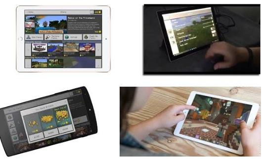 descargar Minecraft para iPad