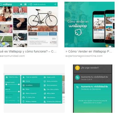 características de Wallapop para iPhone