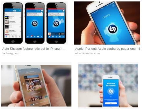 descargar Shazam para iPhone