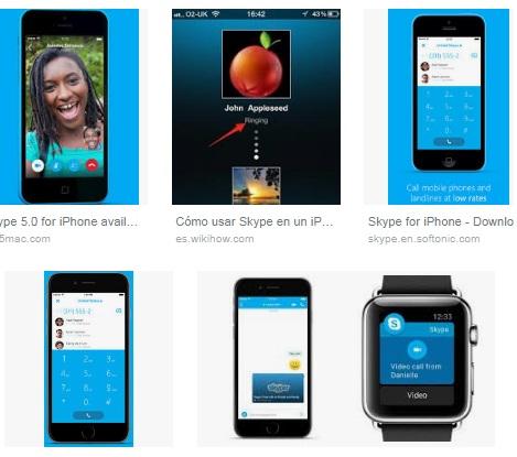 descargar Skype para iPhone