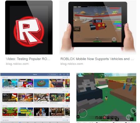 Descargar Roblox para iPad