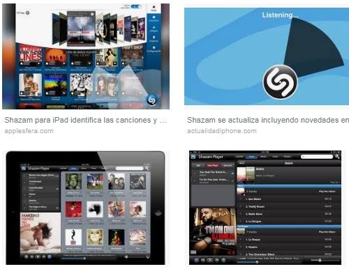 Descargar Shazam para iPad