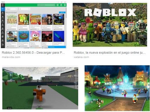 características de Roblox para iPad