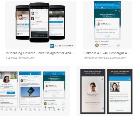 descargar Linkedin para Android