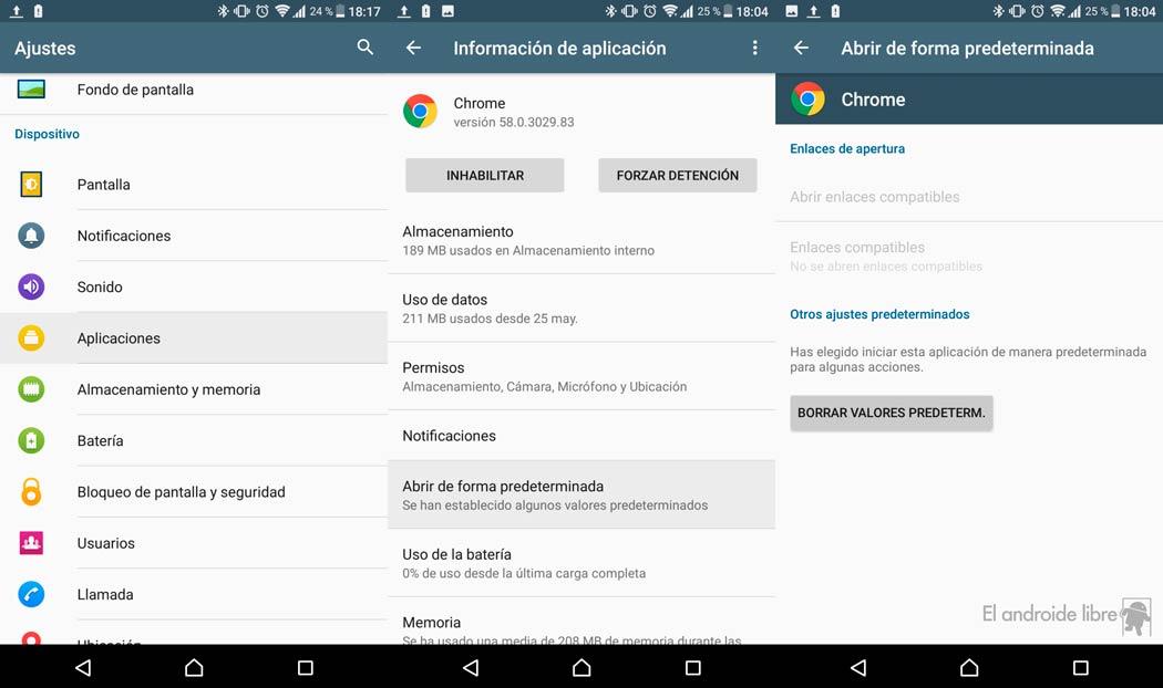 Cómo desinstalar una aplicación en Android