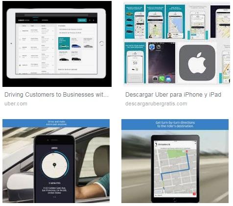 descargar Uber para iPad