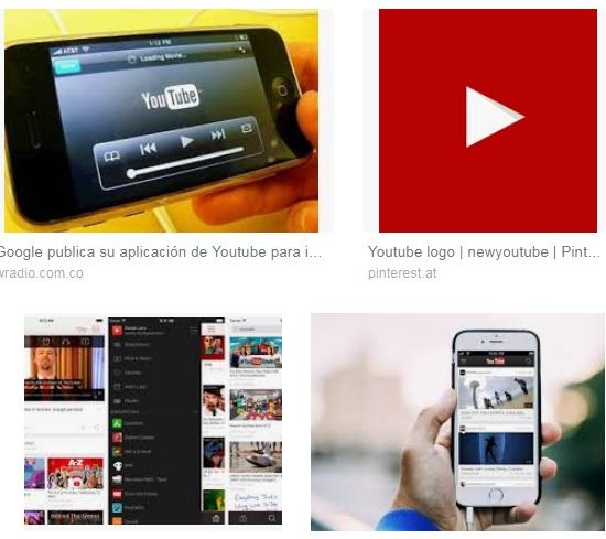 Descargar Youtube para iPhone