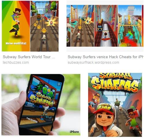 características de Subway Surfers para iPhone