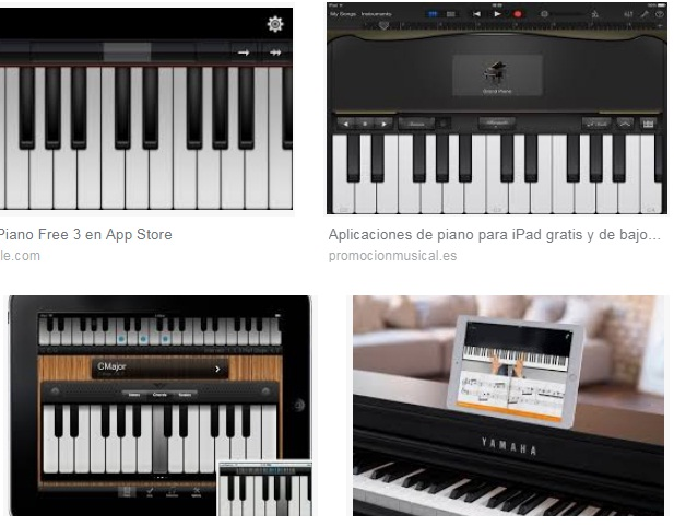 descargar Piano para iPad