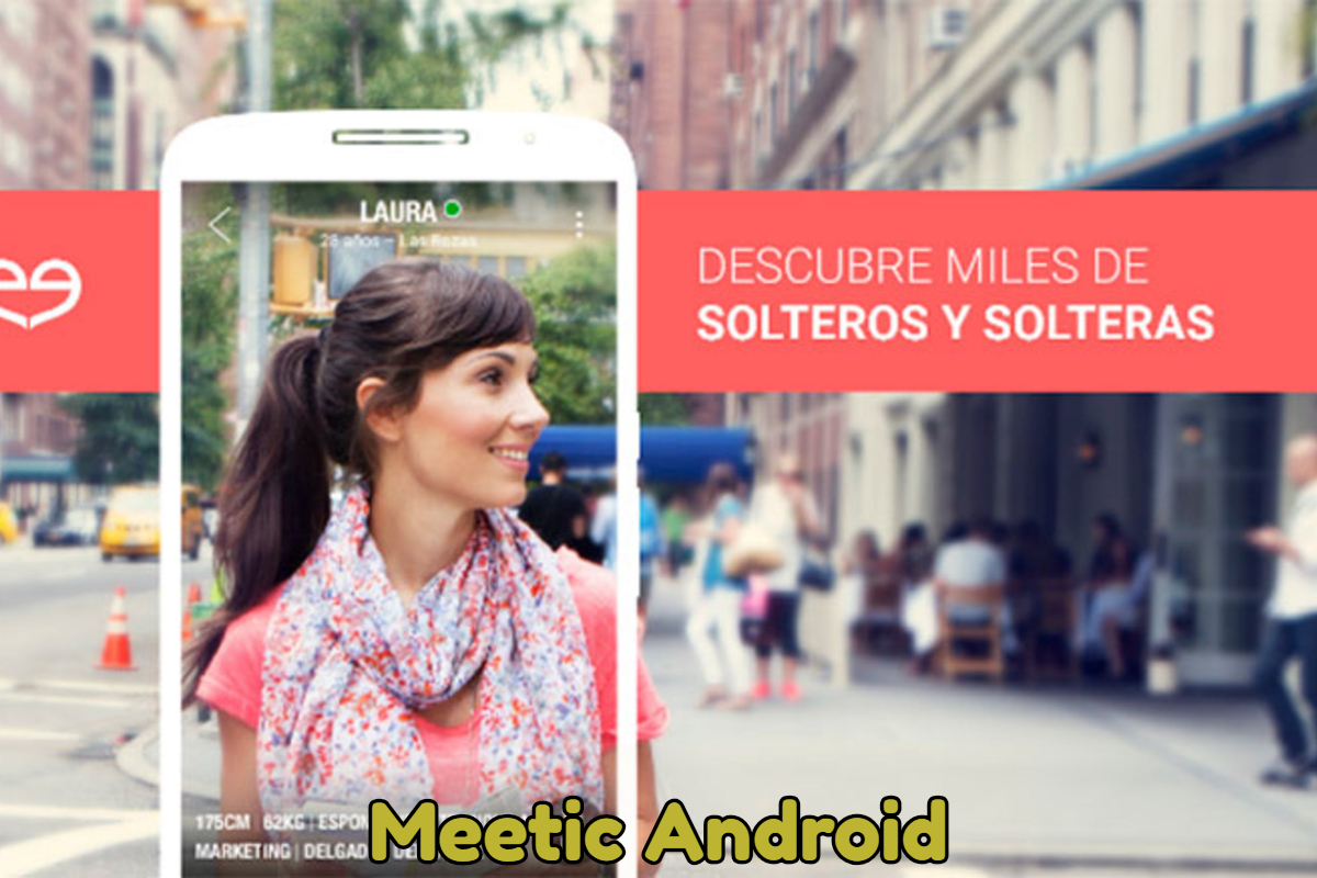 Descargar Meetic para Android