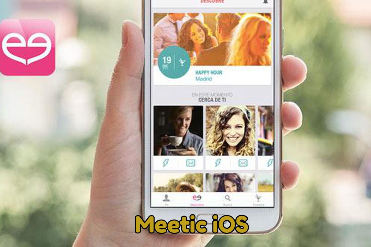 Descargar Meetic para iOS