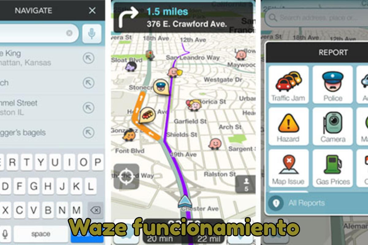 Descargar Waze para Android