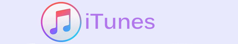 iTunes Logo Header