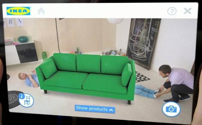 ikea aplicación muebles