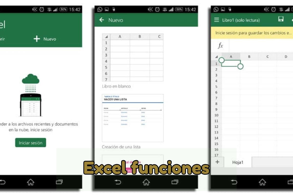 Descargar Excel para Android