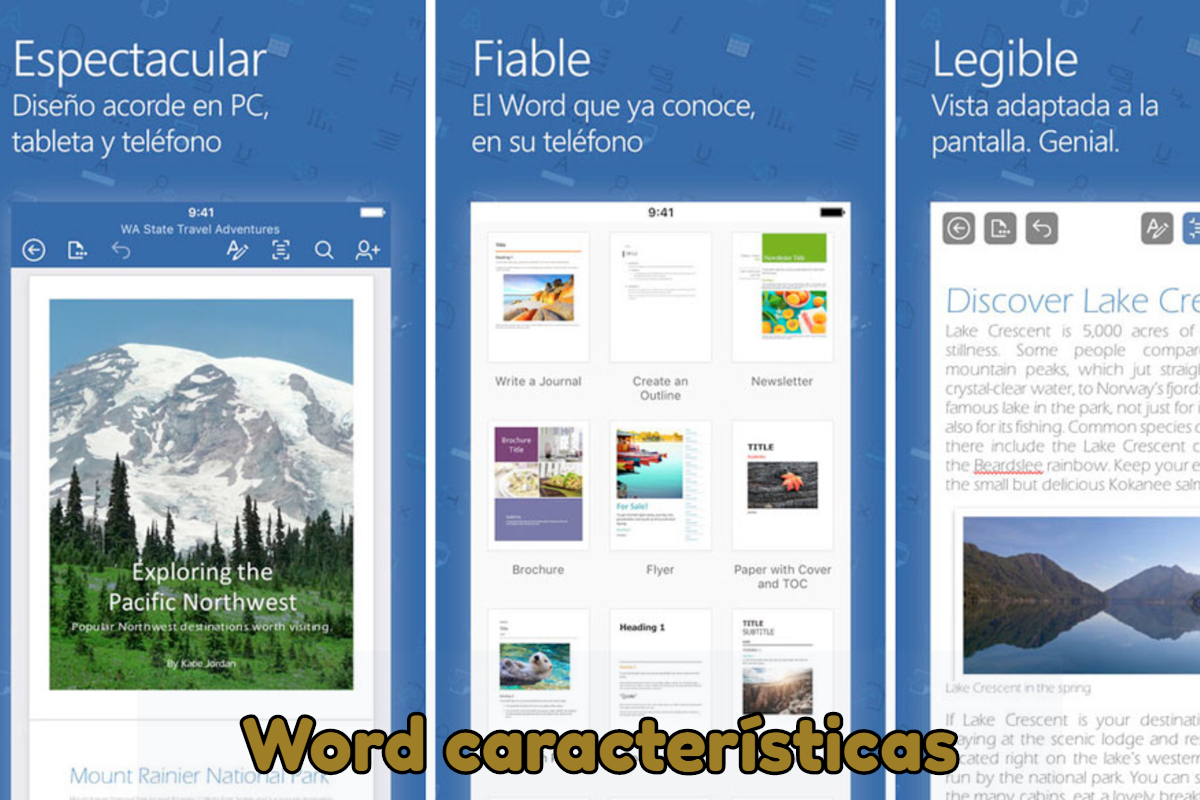 Descargar Word para iOS