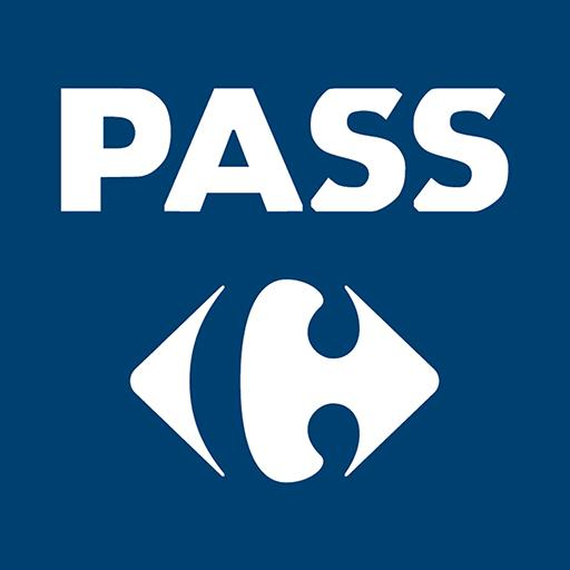 logo CARREFOUR PASS