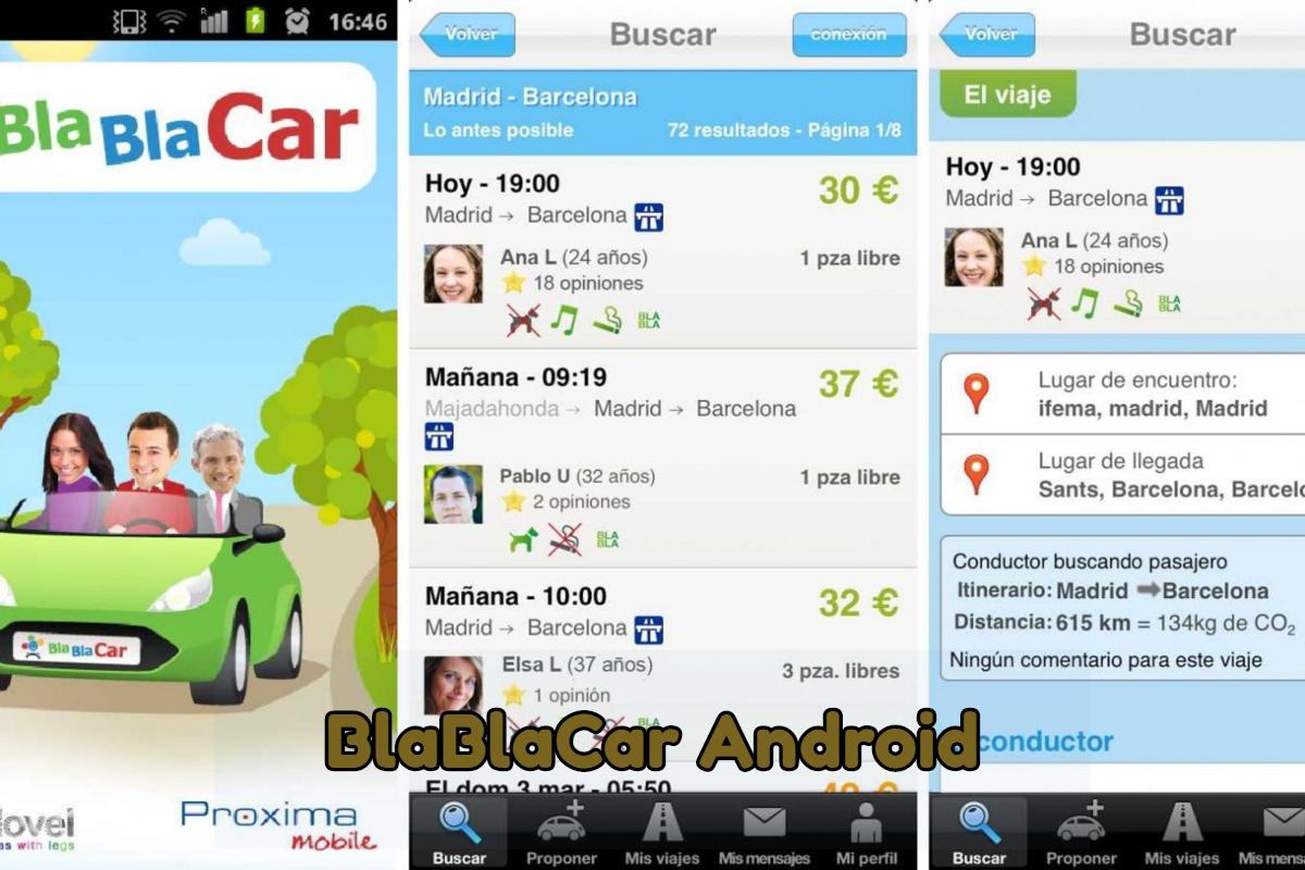 Descargar BlaBlaCar para Android