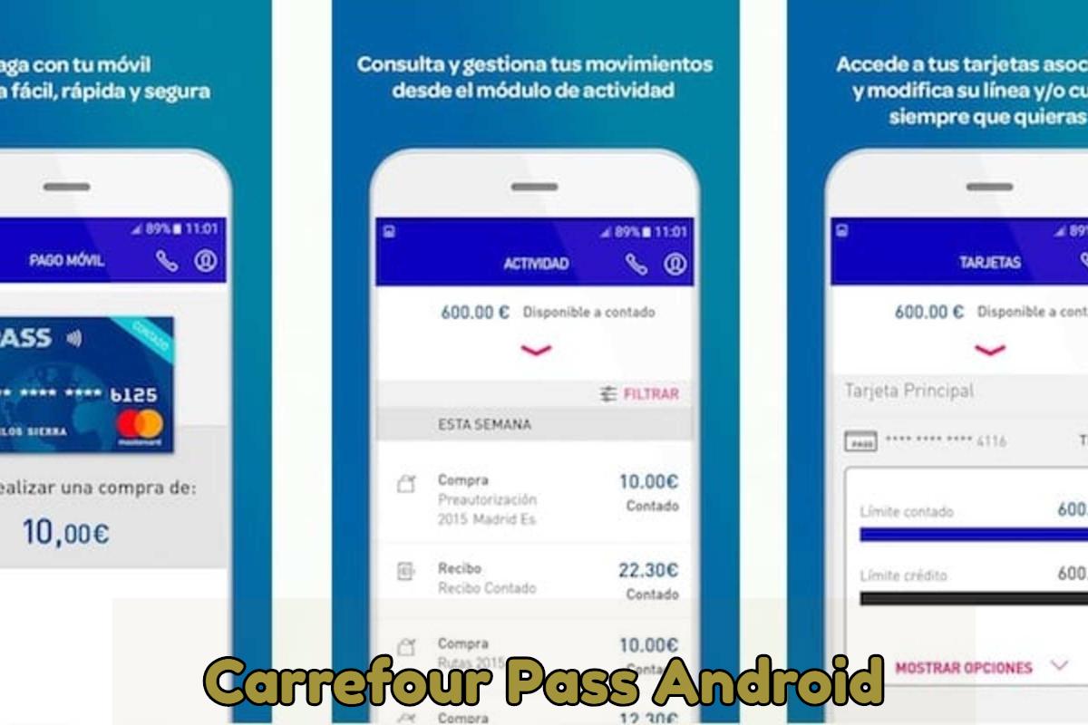 Descargar Carrefour Pass para Android