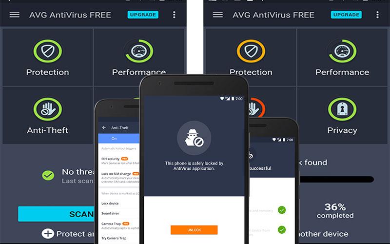 AVG AntiVirus Gratis 2019 – Seguridad para Android