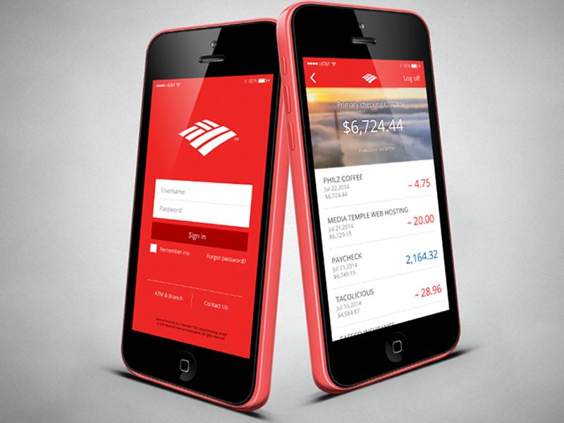 Descargar Bank Of América para iOS