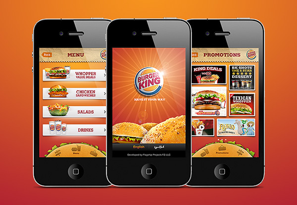 Descargar Burger King para iOS