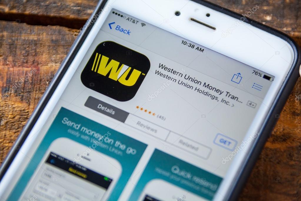 Descargar Western Union para iOS