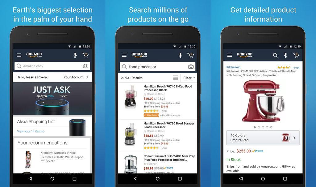Descargar Amazon para Android