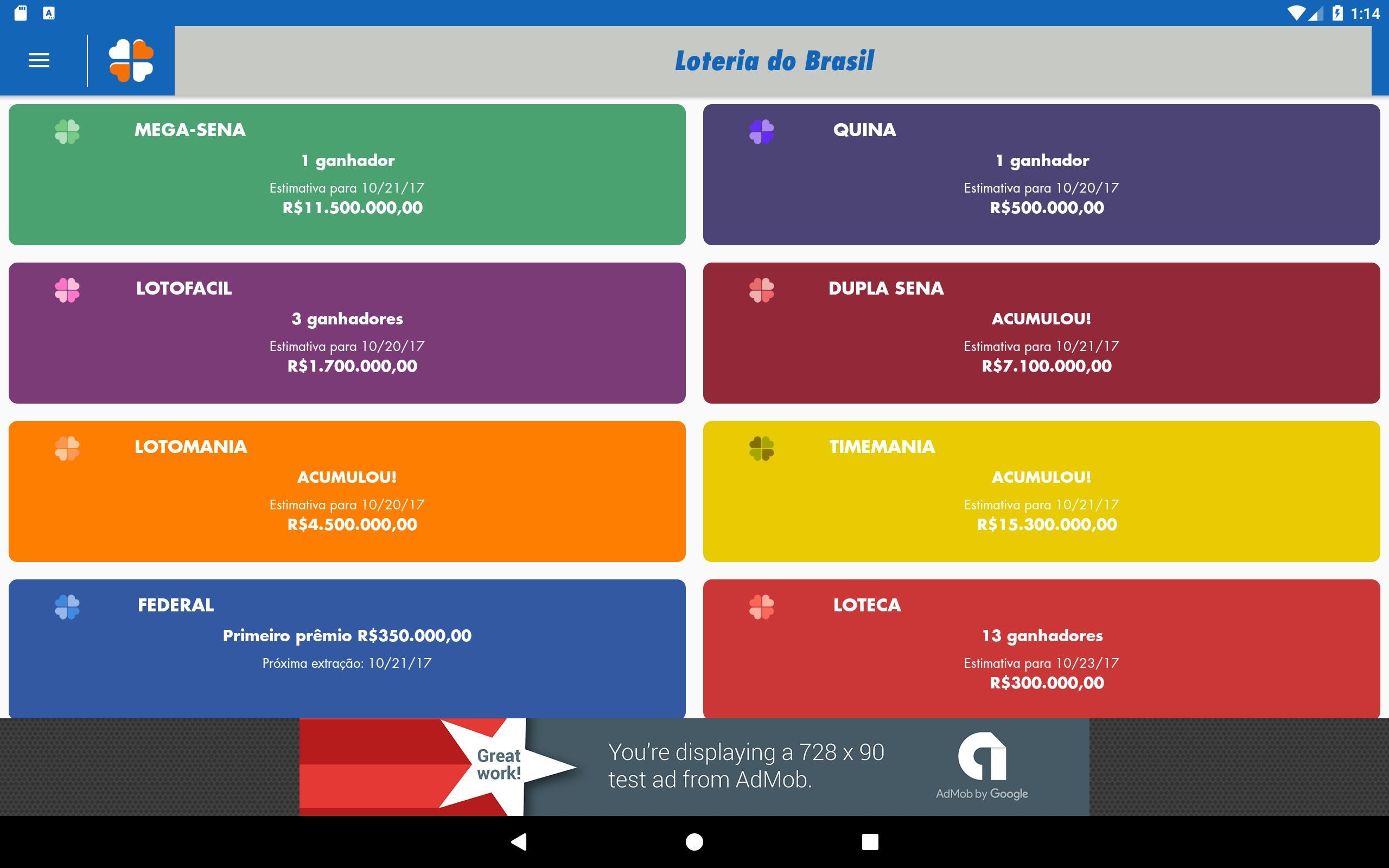 Loteria do Brasil